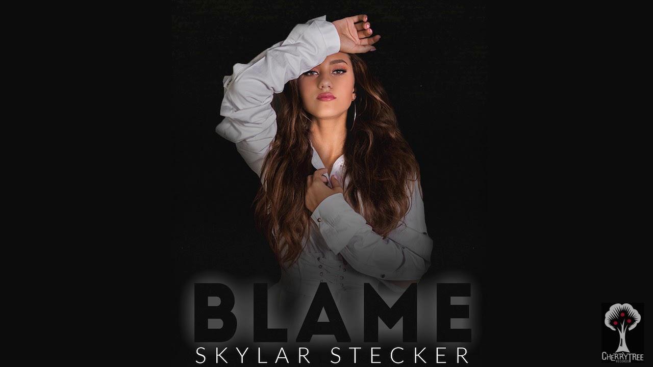 """Résultat de recherche d'images pour """"Skylar Stecker - Blame (Official Audio)"""""""