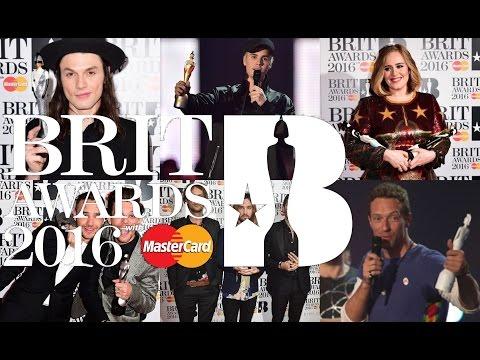 BRIT Awards 2016 Nominees