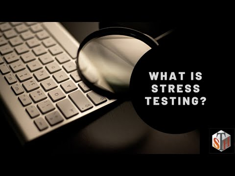 What is Stress Testing? Stress tests in Software Testing