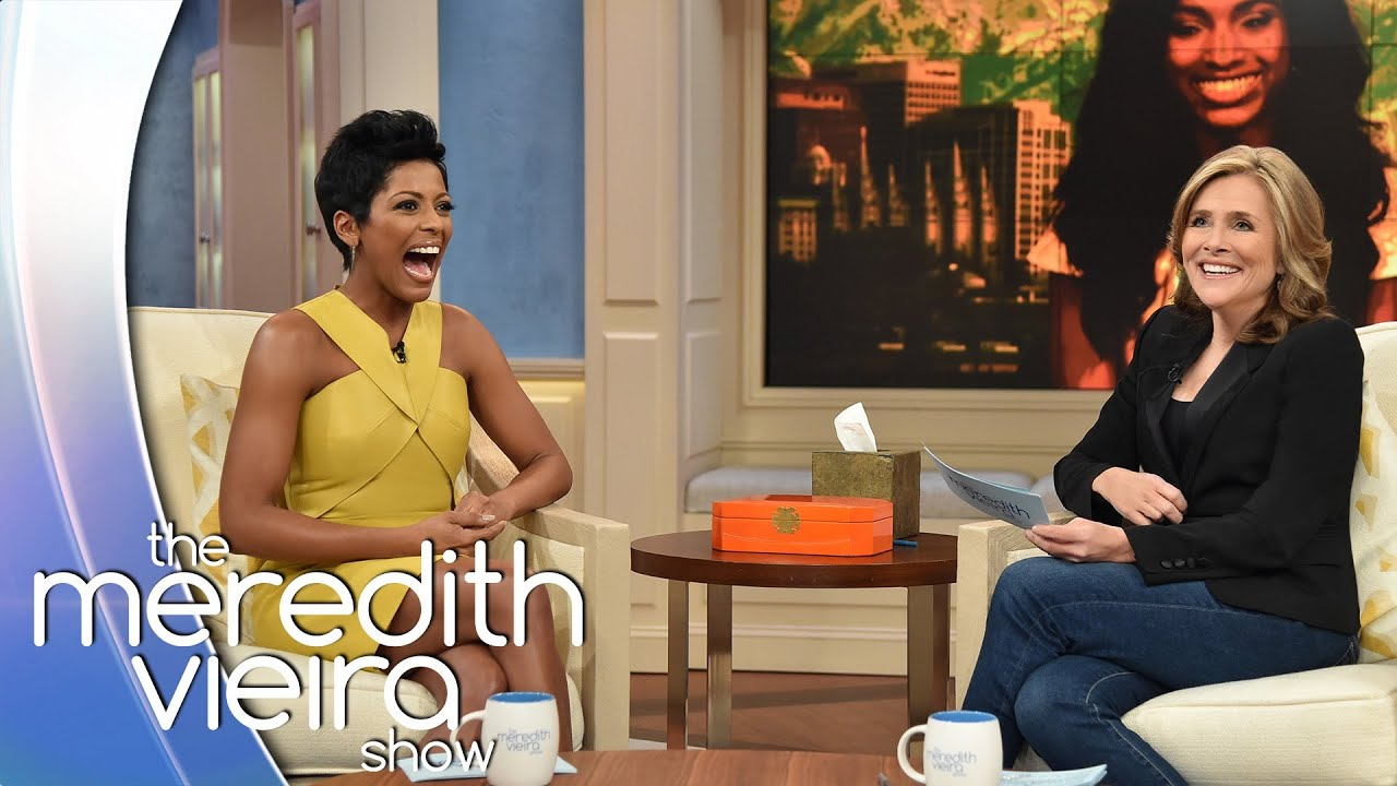 Tamron Hall Dishes On 'Today' Show Exit: I Wasn't That 'Something Else