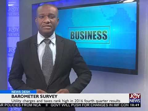 Budget Estimate - Business Desk on Joy News (7-2-17)