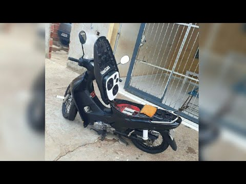 honda Biz 100 personalizada  fotos da minha antiga moto