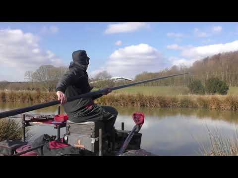 Steve Barraclough Live Match At Aston Park Fisheries