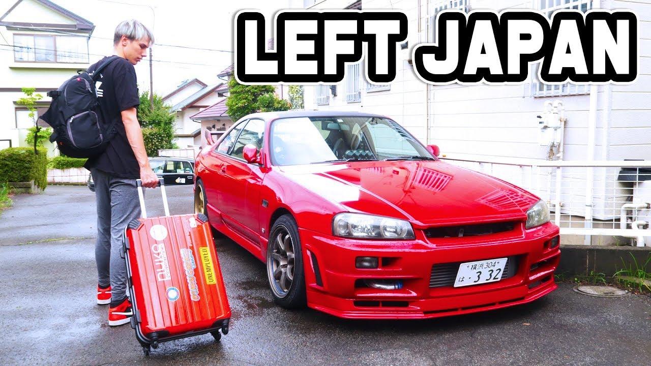 WHY I LEFT JAPAN!