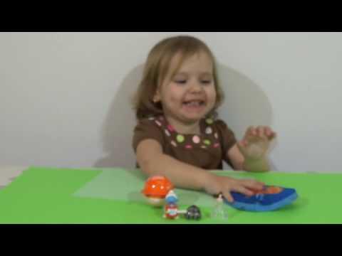 Киндер яйца  обзор игрушек