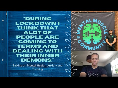 Lockdown: Training, Mental Health And Dealing With Anxiety W/NTC Coach Cameron Mitchell Willoughby