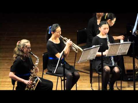 Conspiratus - 2013 National Award Winners, Best Performance of a NZ Work, NZCT Chamber Music Contest