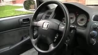 2002 Honda Civic LX Startup Engine & In Depth Tour
