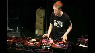 DJ Switch - 2008 DMC World Battle Performance
