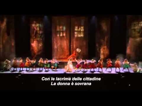 """1789 Les Amants de la Bastille """" je veux le monde """""""