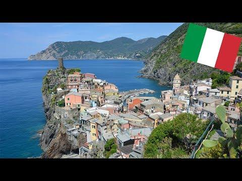VERNAZZA IN CINQUE TERRE, ITALY-Beautiful!