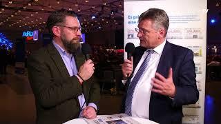 Im Interview: Jörg Meuthen (JF-TV Direkt)