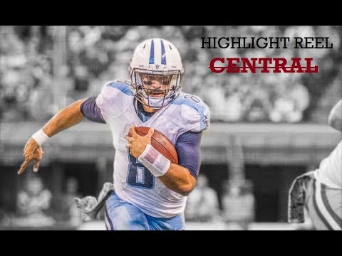 "Marcus Mariota II ""Super Mariota"" II NFL Highlights II HD"
