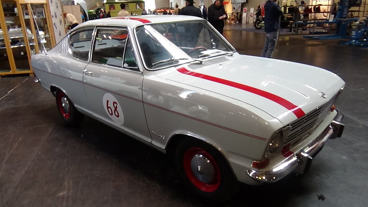 1968 opel kadett b coupe classic expo salzburg 2015 youtube. Black Bedroom Furniture Sets. Home Design Ideas