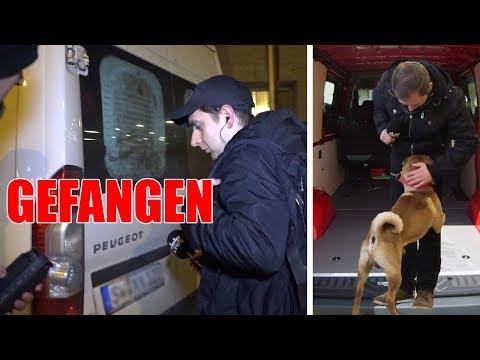 Hund in Transporter gefunden 🐶🚐😟 Hund retten live (Live-Stream aus Dortmund)