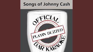 Folsom Prison Blues (Official Bar Karaoke Version in the Style of Johnny Cash)