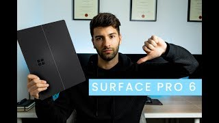 Surface Pro 6 Review (2019)