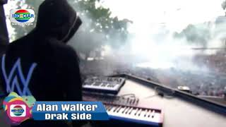 Download Alan walker Drak side dangdut koplo lirik terjemah Mp3