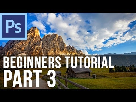 Adobe Photoshop CS6 for Beginners Tutorial - Layer Styles