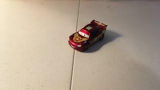 McQueen Monday: neon racers Lightning McQueen diecast review
