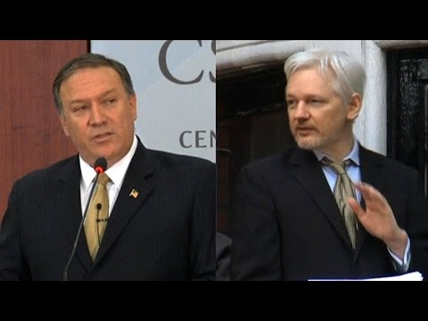 As US Preps Arrest Warrant for Assange, Greenwald Says Prosecuting WikiLeaks Threatens Press Freedom