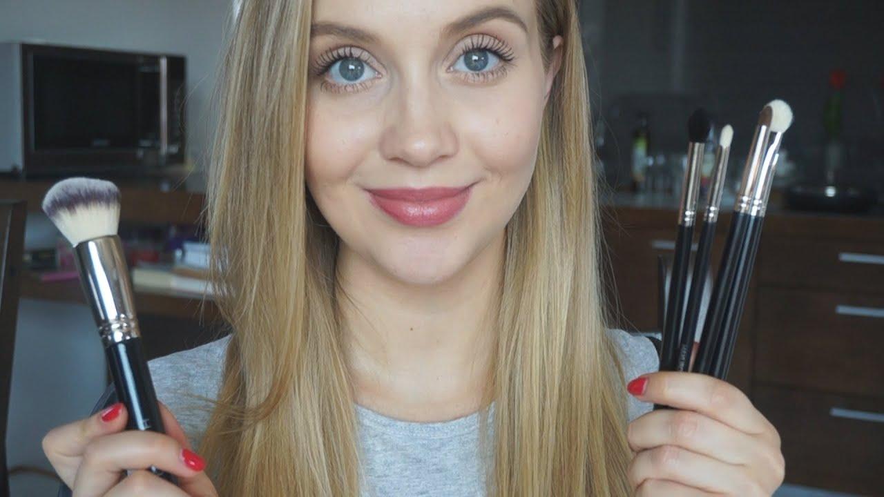 Krasotka-Style.ru - Недорогие кисти для макияжа глаз! - YouTube