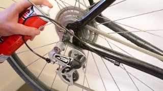 Chain Cleaning and Lubing