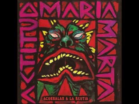 Actitud María Marta - Funk del Altiplano