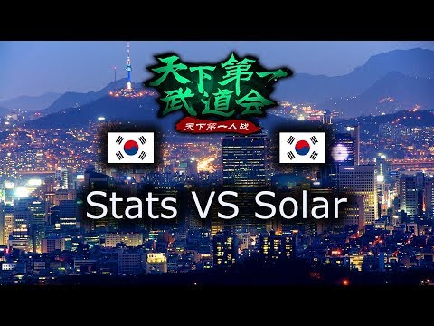 Stats VS Solar - Master's Coliseum II - Group Stage - polski komentarz