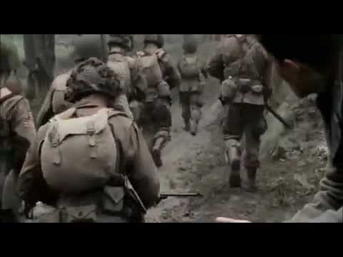 Band Of Brothers-Music Video-The Lightning Strike-Snow Patrol