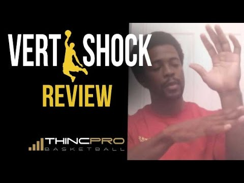 Vert Shock Review - Sterling Gained 12 Inches On His Vertical Jump Using VERT SHOCK, Here's How.