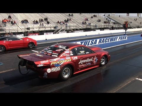 FRESH X275 Drag Racing ACTION - Tulsa Raceway Park