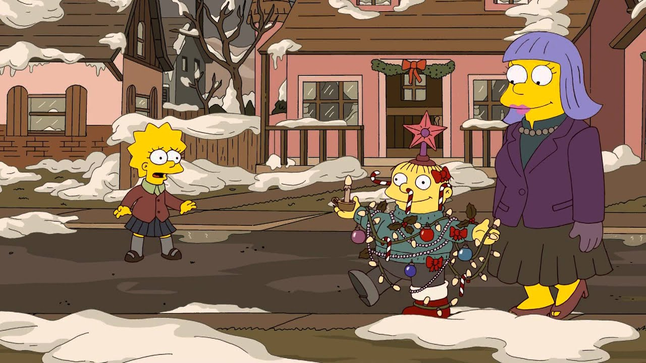 Image result for The Fight Before Christmas north pole