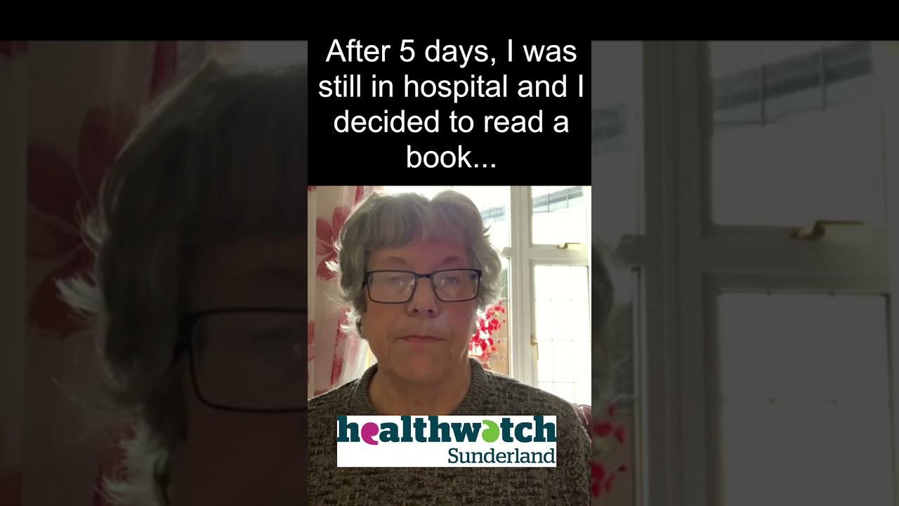 Healthwatch Sunderland member shares her stroke story