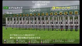 【エプソムC】【血統】台風接近‼︎不良馬場でアドマイヤムーンの血が激走する⁇ハクサンルドルフ編【シミュレーション 】【競馬】【予想】【StarHorsePocket】