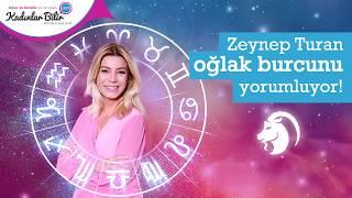 Zeynep Turan'dan Mart Ayı Oğlak Burcu Yorumu