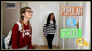 Τι συμβαίνει με τους popular στο σχολείο | #RealEveryDay || fraoules22