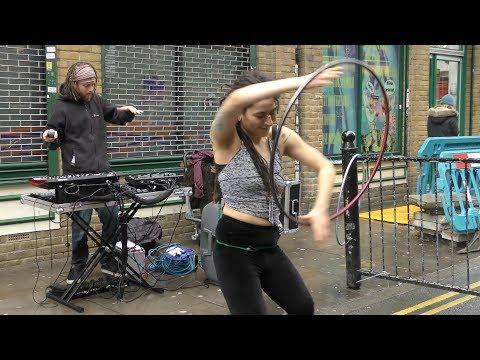 BeatBox, Rap, Jungle Music, Plus Gym and Dance. London Street Music, Shoreditch