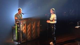 Dua Lipa - Homesick feat. Chris Martin @ Audio Club - 09/11/2017