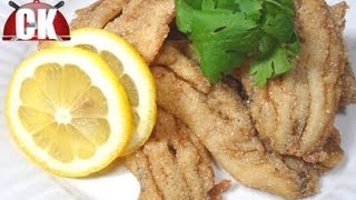 How To Fry Smelt - Easy Cooking!