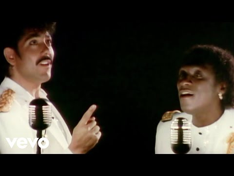 Commodores - Nightshift (Official Music Video)