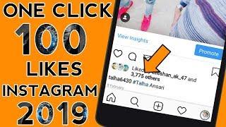 Instagram Auto Liker Free 2019