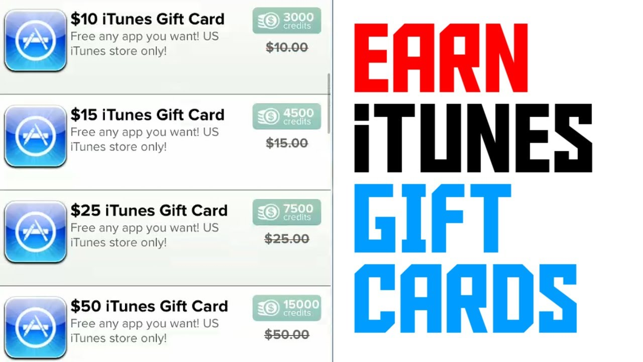 e gift card apps get free itunes gift cards for downloading free apps 1761