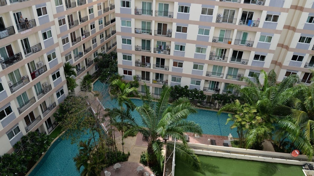 Buy Condo Pattaya Property for Sale or Rent Jomtien Beach Thailand