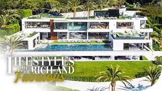 Скачать 188 000 000 Mansion 924 Bel Air Rd Lifestyles Of The Rich Fabulous