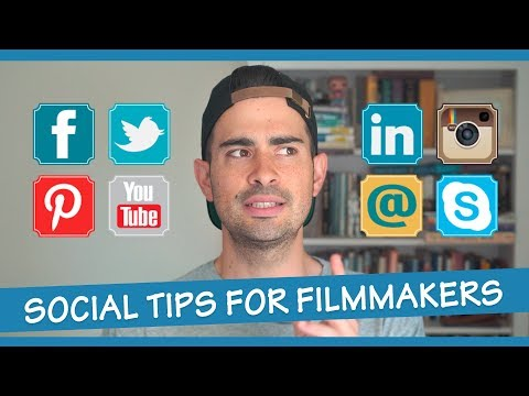 10 Social Media Tips For Filmmakers (Part 2)