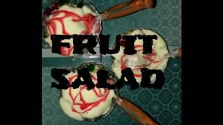 FRUIT SALAD RECIPE HOMEMADE BY FRUIT SALAD | SRILANKA