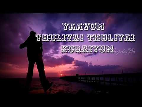 Vizhi Moodi Yosithaal songs tamil whatsapp status video by bn