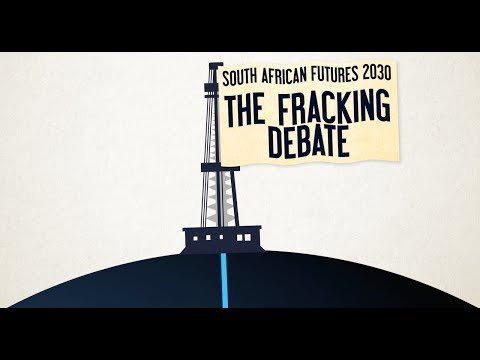 Fracking for shale gas in South Africa: Blessing or curse?