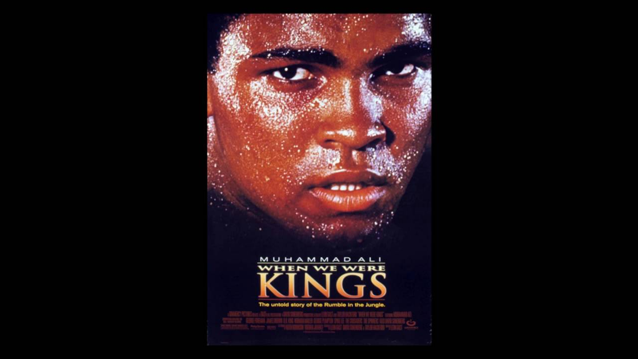 an analysis of the video when we were kings English subtitles for divx movie: 'when we were kings'.